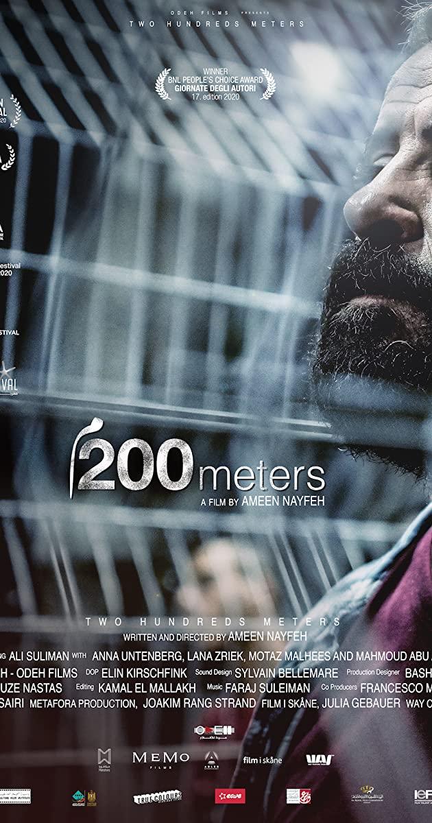 200 meters Poster