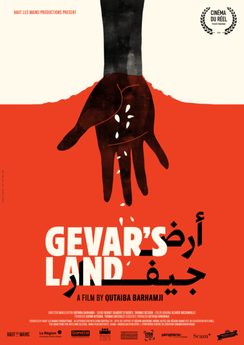 Gevar's Land poster